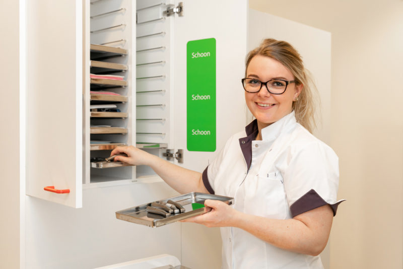 tandarts Vlissingen - veiligheid Dental Clinics Vlissingen