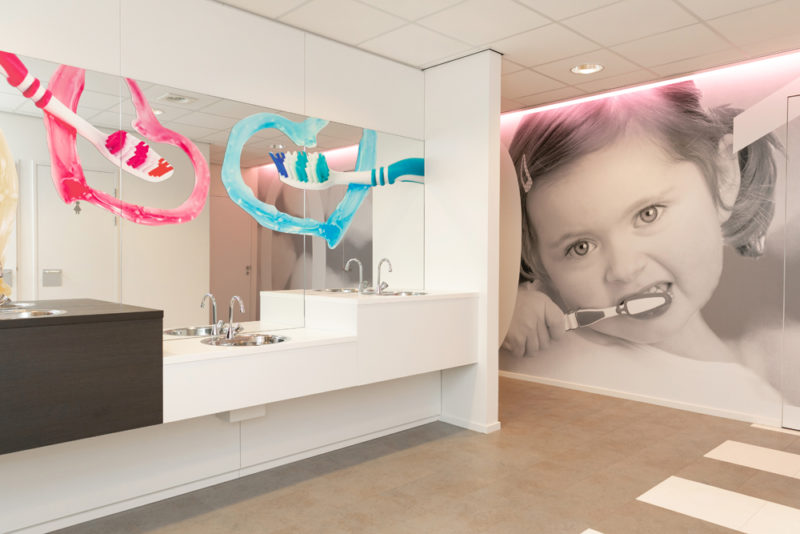 tandarts Vlissingen - poetshoek Dental Clinics Vlissingen