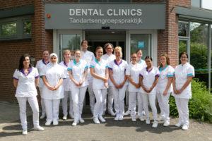 tandarts Apeldoorn - team Dental Clinics Apeldoorn