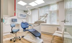 tandarts Apeldoorn - behandelkamer Dental Clinics Apeldoorn