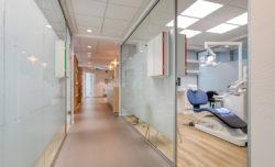 tandartspraktijk Apeldoorn - behandelkamer Dental Clinics Apeldoorn