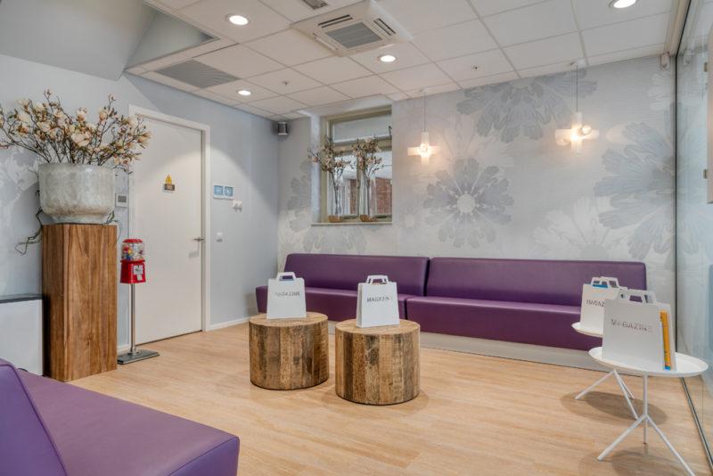 tandartspraktijk Montfoort - wachtruimte Dental Clinics Montfoort