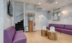 tandartspraktijk Montfoort - wachtkamer Dental Clinics Montfoort