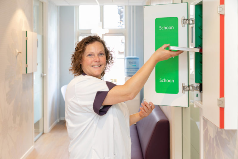 tandartspraktijk Montfoort - assistente Dental Clinics Montfoort