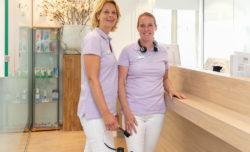 tandartspraktijk Montfoort - receptie Dental Clinics Montfoort