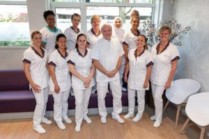 tandarts Rotterdam-Zuid - team Dental Clinics Rotterdam Pleinweg