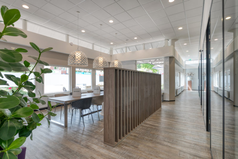 tandarts Gieten - interieur Dental Clinics Gieten