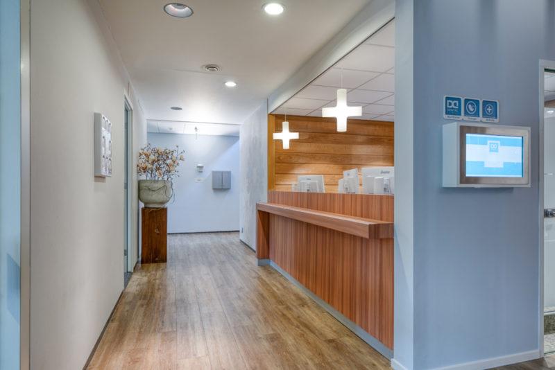 tandartspraktijk Rolde - interieur Dental Clinics Rolde