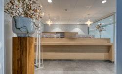 tandartspraktijk Haarlem - balie Dental Clinics Haarlem