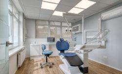 tandarts Haarlem - behandelkamer Dental Clinics Haarlem