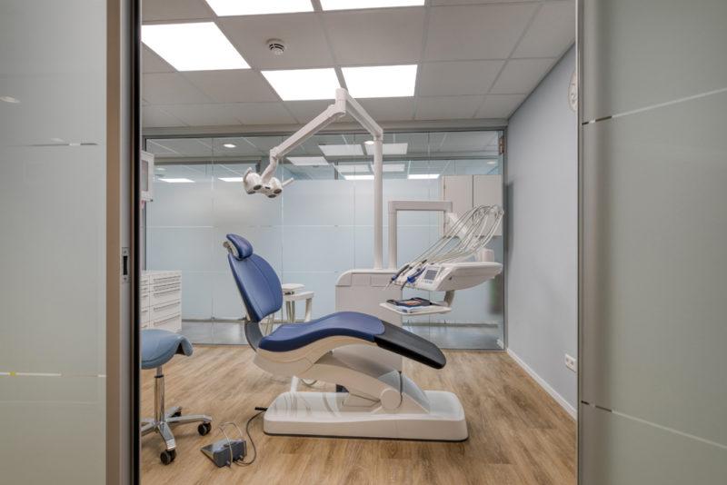 tandartspraktijk Haarlem - behandelkamer Dental Clinics Haarlem