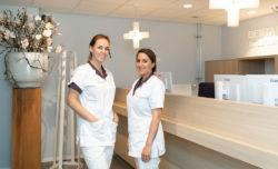 tandarts Haarlem - receptie Dental Clinics Haarlem