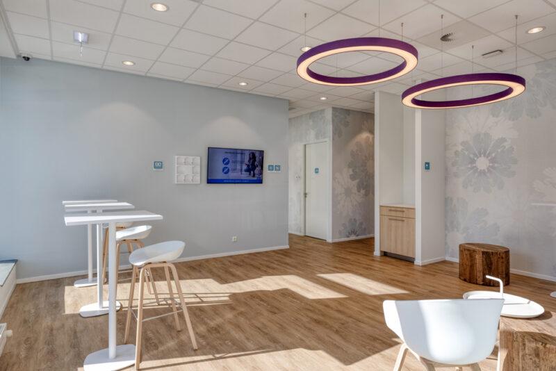 tandarts Diemen Zuid - interieur Dental Clinics Diemen