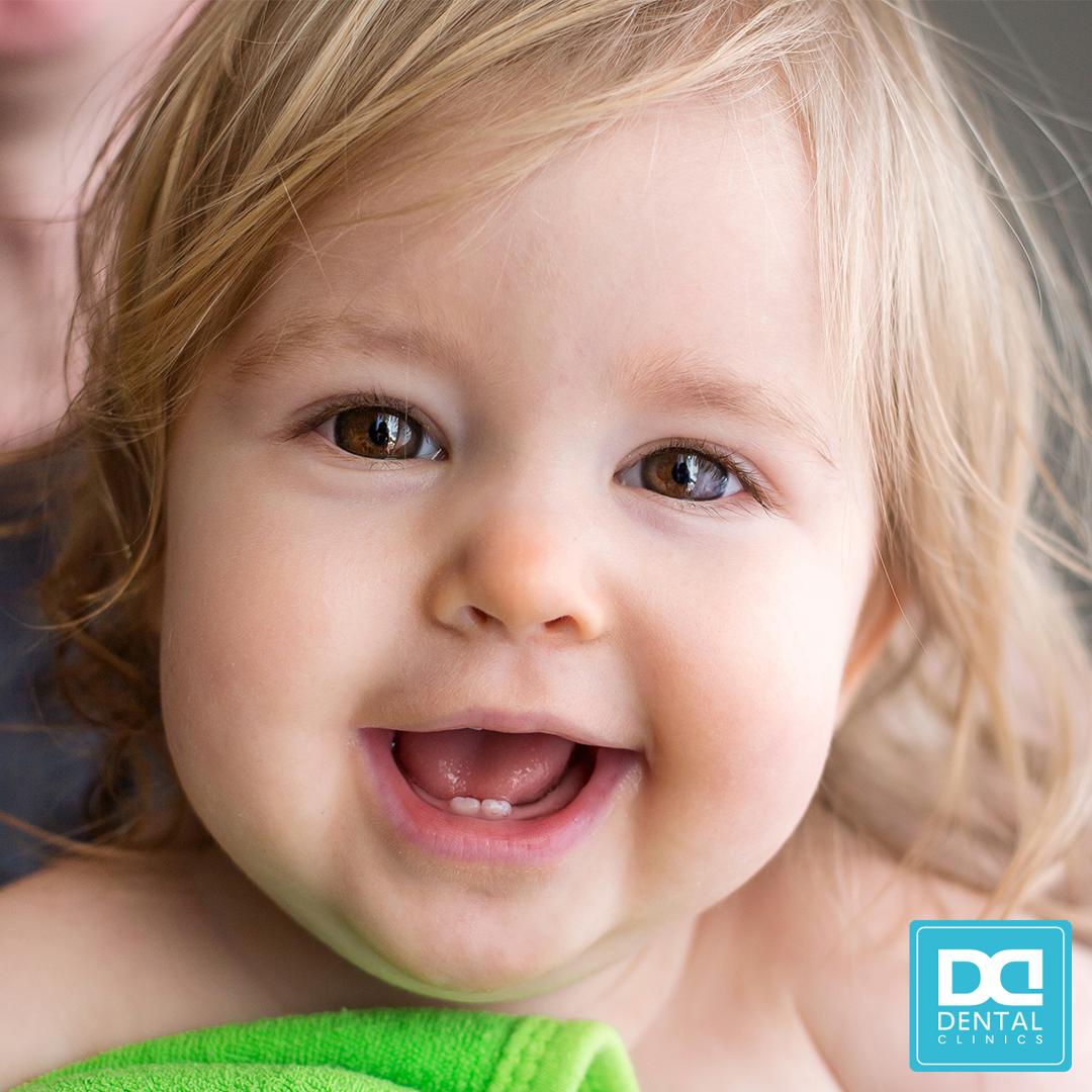 vanaf eerste tandje mee naar de tandarts - Dental Clinics