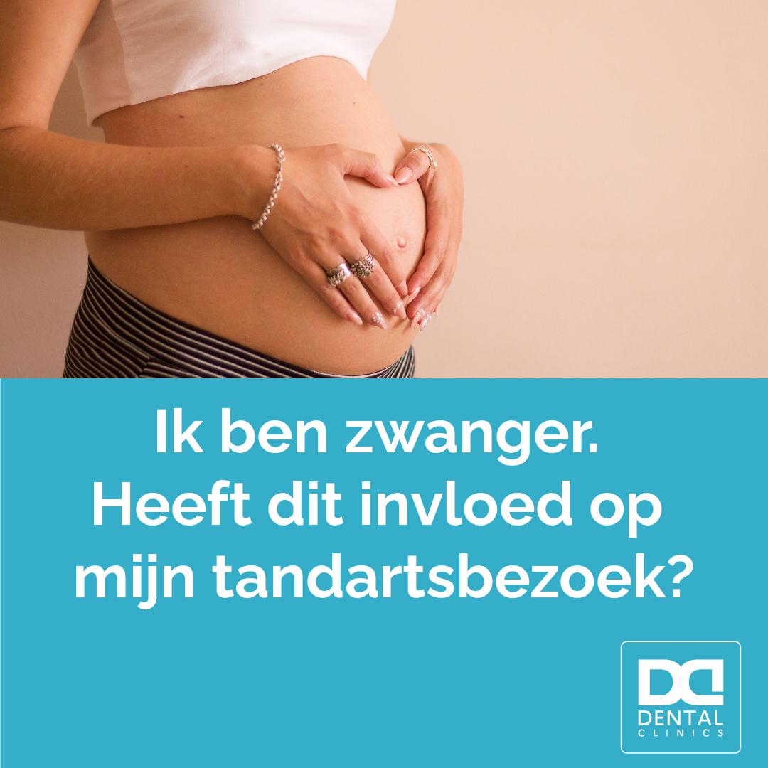Zwangerschap en invloed op tandartsbezoek