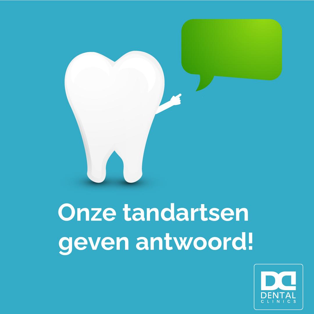 Dental Clinics - antwoord op jouw vraag over mondzorg - tanden bleken